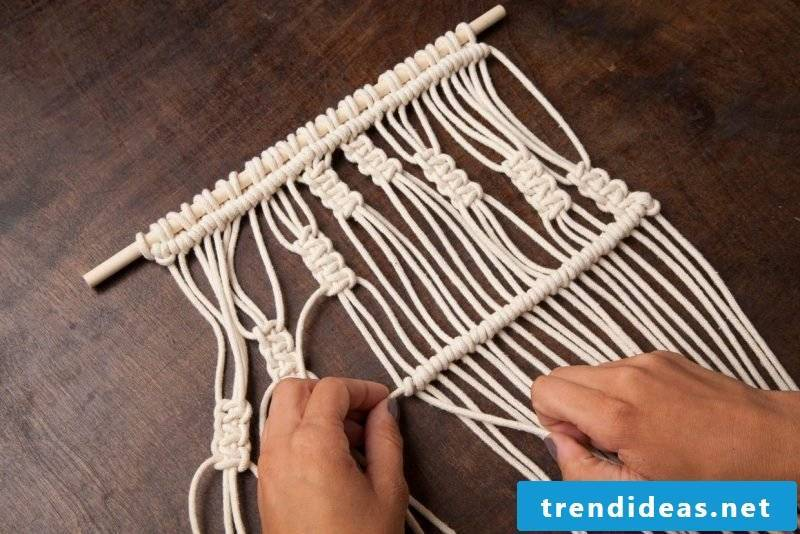 make wall hanging yourself instructions wall design living ideas