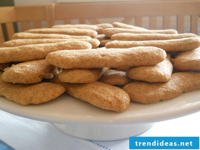Tiramisu Vegan Biskotten