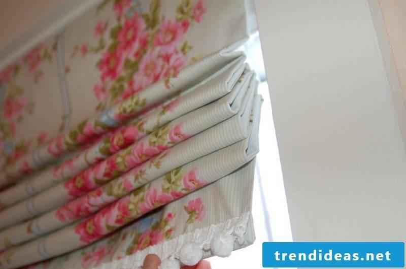 Curtain sew ideas