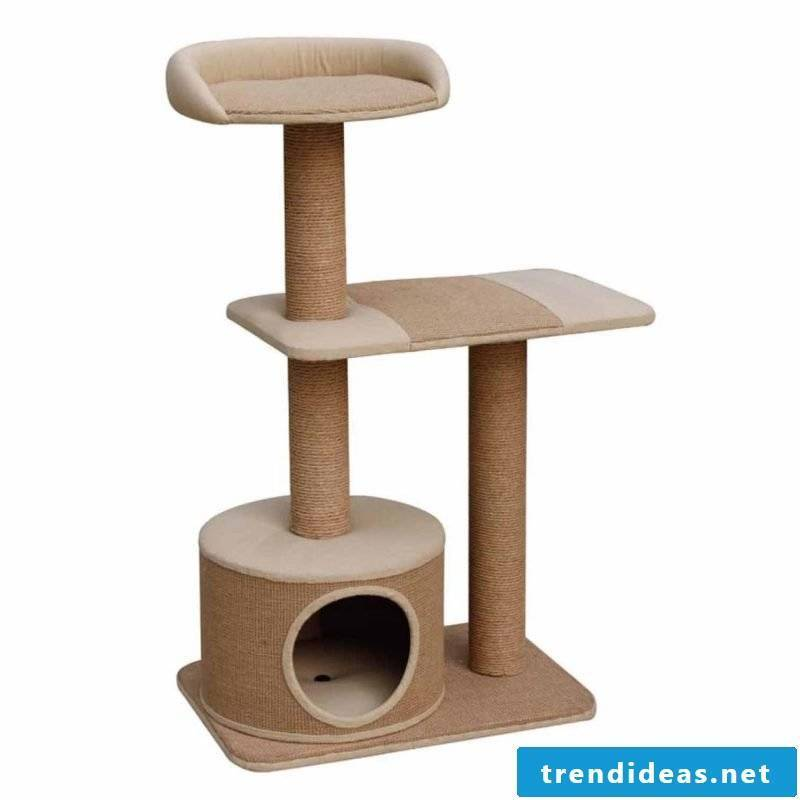Cat furniture tree