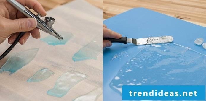 Making Creative Tarts Yourself Frozen Tutorial Step 6