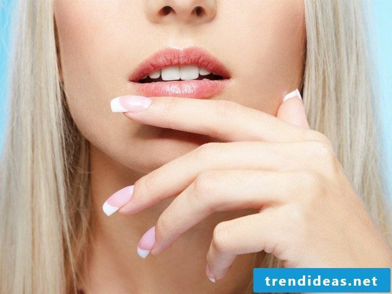 Make nail art French yourself - instructions + 20 great ideas | Best ...