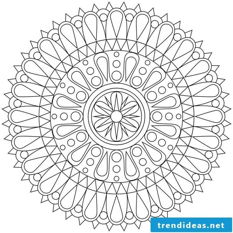 mandala templates soul
