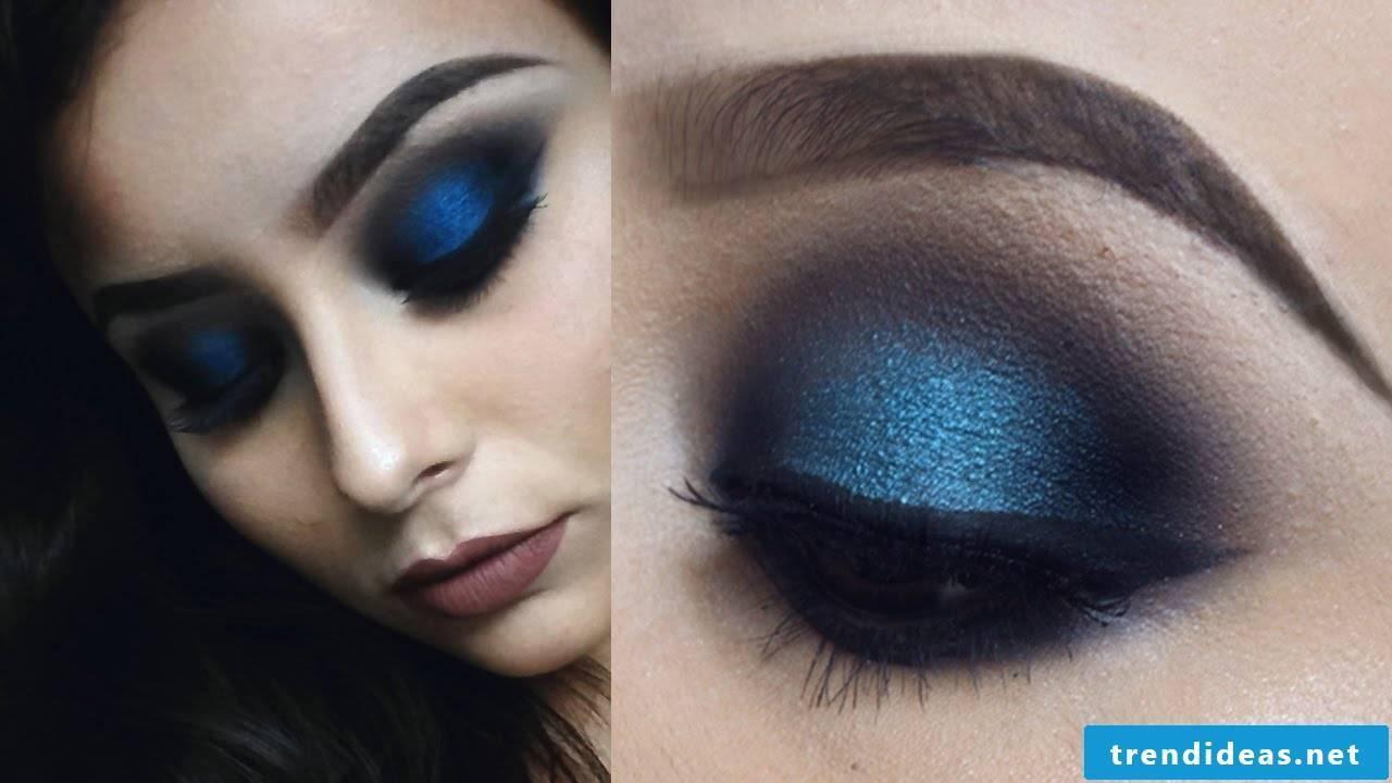 Smokey Eyes Make-up