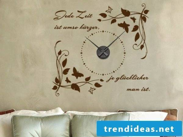 Does not this wall clock make you happy_