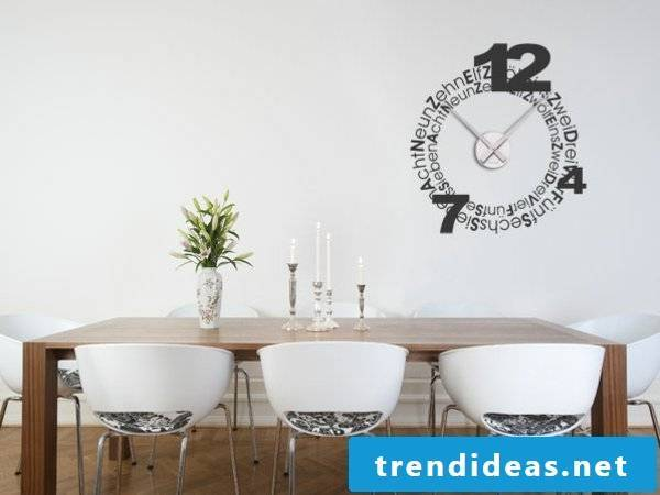 Every kitchen must have such a wall clock