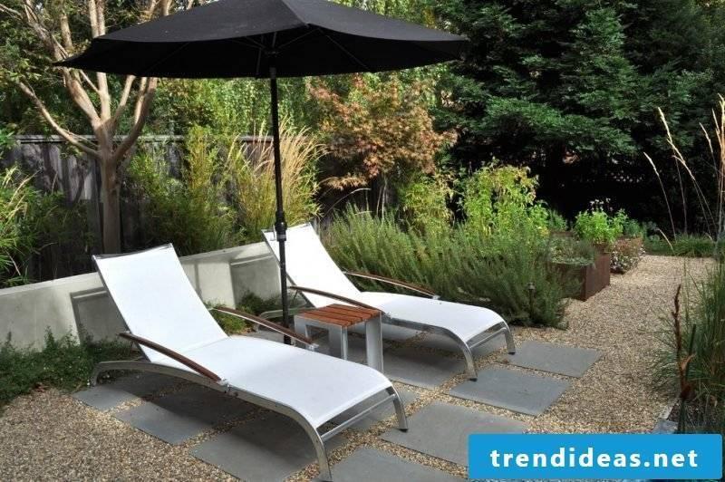 Create next to the swimming pool Kisgarten