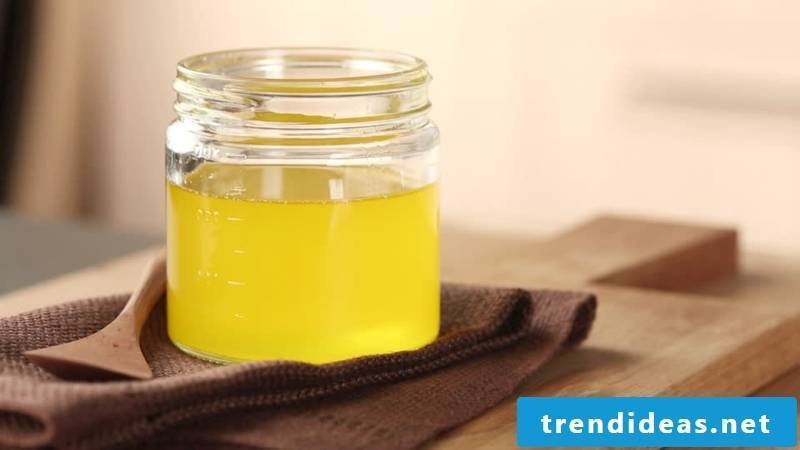 ghee itself make anti-inflammatory effect