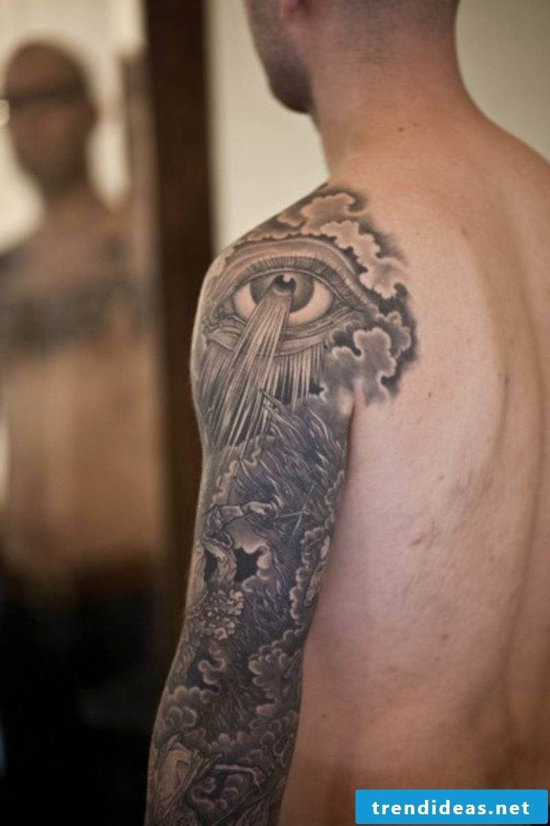 best-tattoos-guys-sleeve tattoos