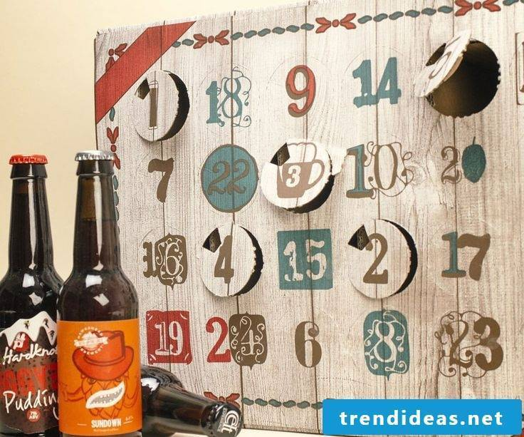 Advent calendar for men