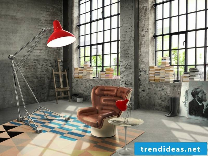 Apartment facilities and industrial vintage