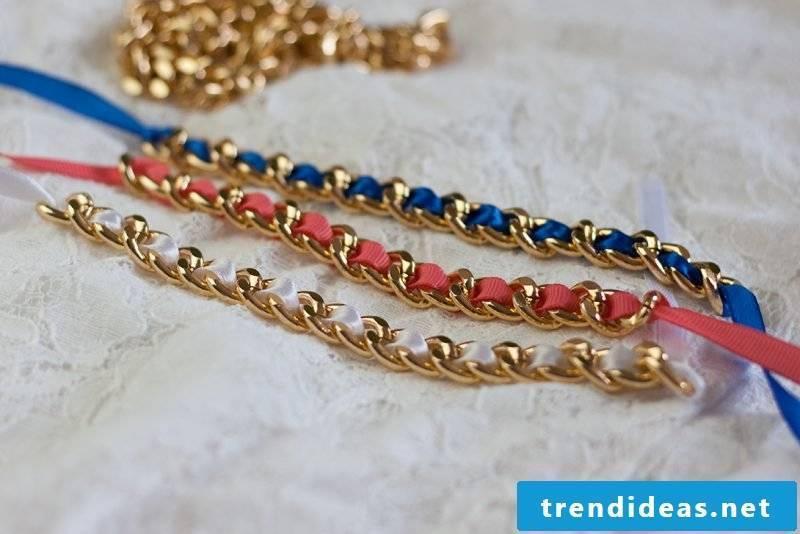 DIY bracelet make yourself
