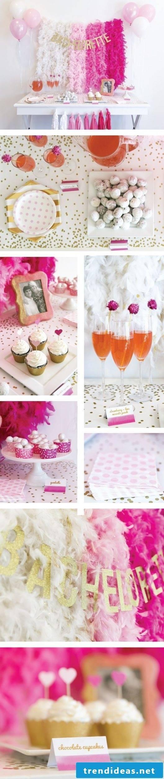 Bachelorette 2017 Top Theme Party