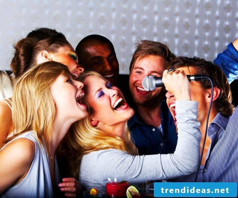 Bachelorette 2017 karaoke ideas