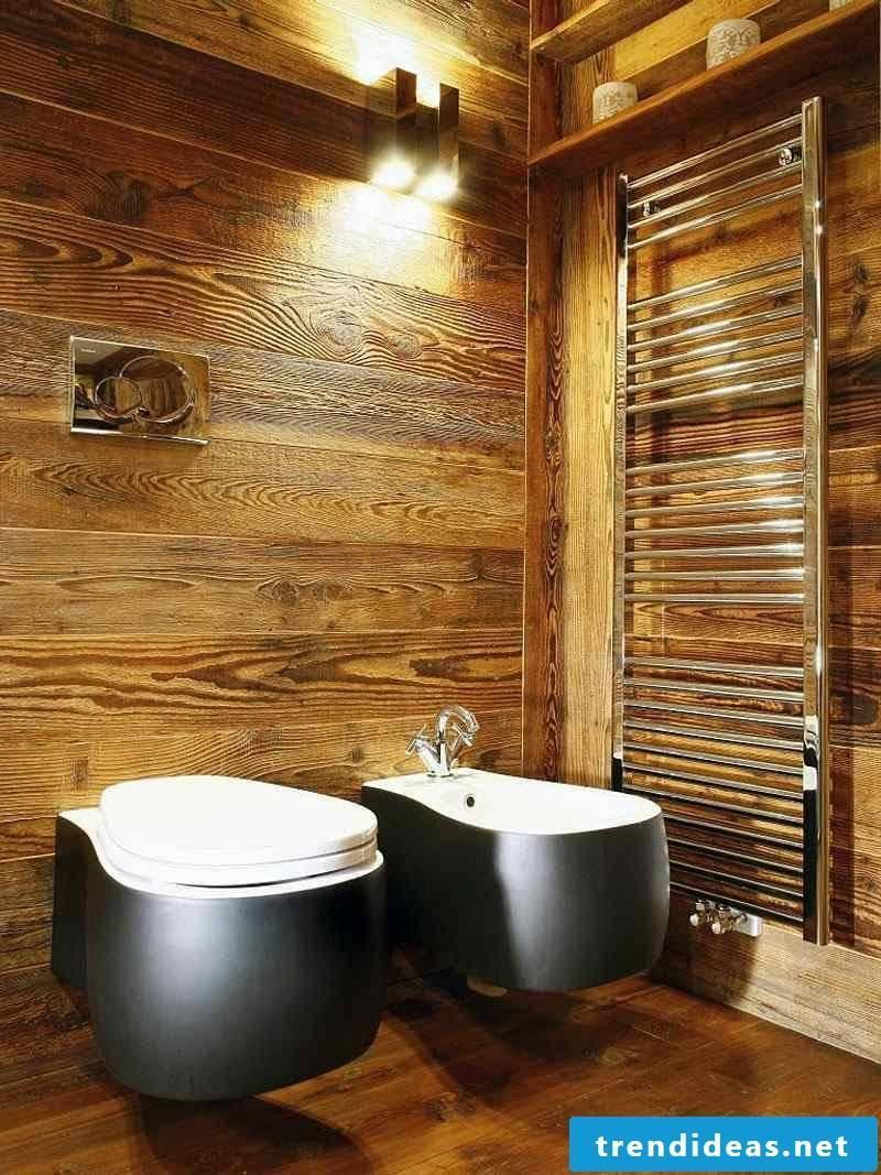 bathroom wallcovering unique