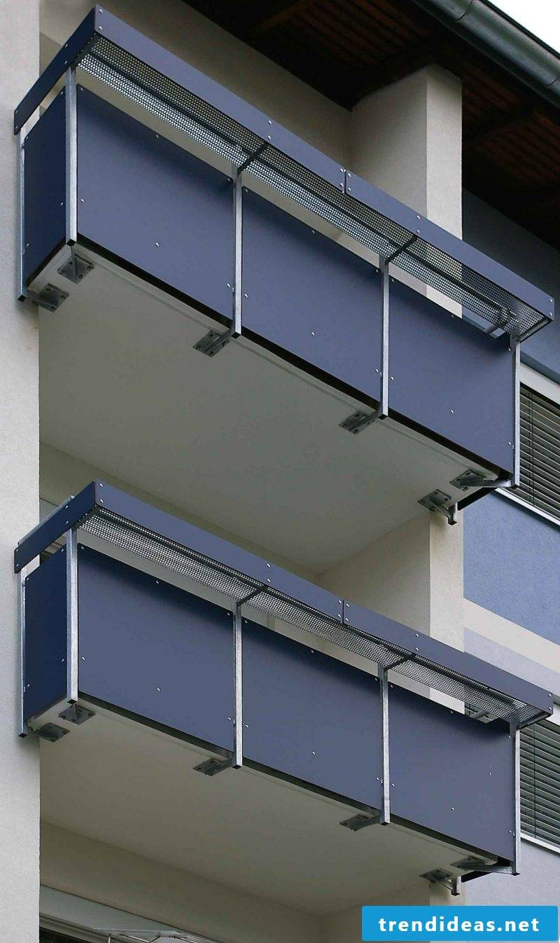balcony cladding stable
