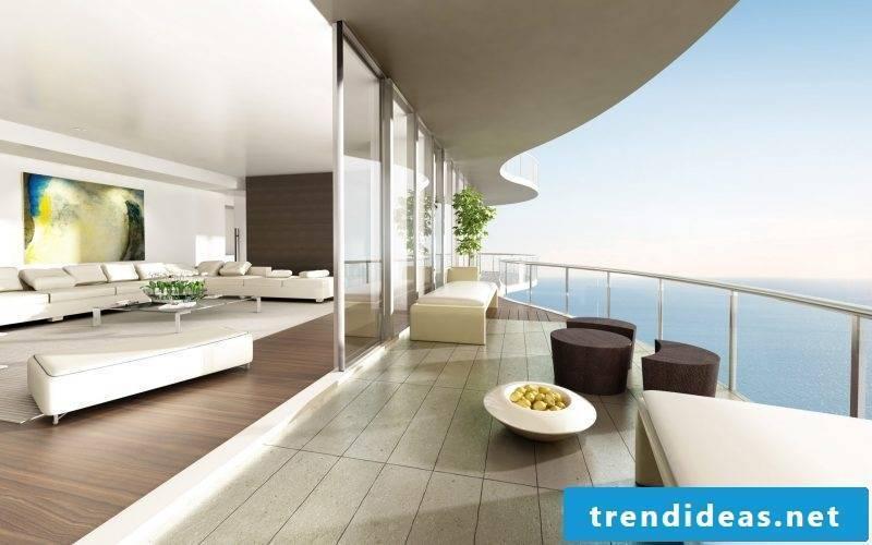 balcony railing innovative