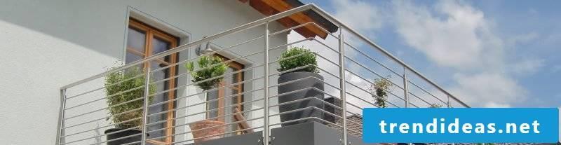 current balcony railing