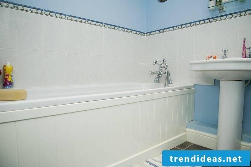 bath panel tongue and groove bath panel white