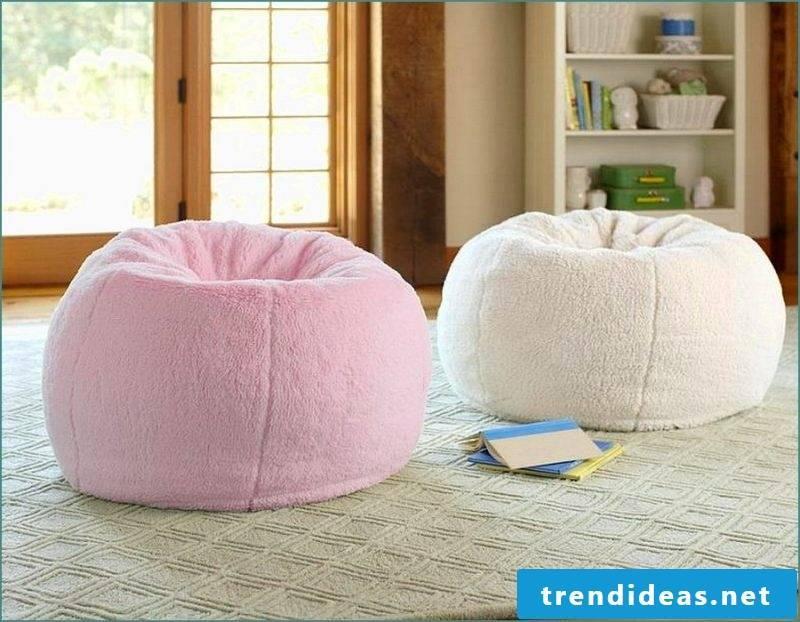 Make beanbag yourself!