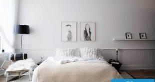 Bedroom Scandinavian set up: 40 great bedroom ideas!