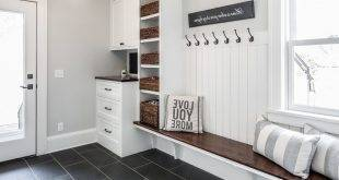 Bench for the hallway: 19 ideas in the Scandinavian style