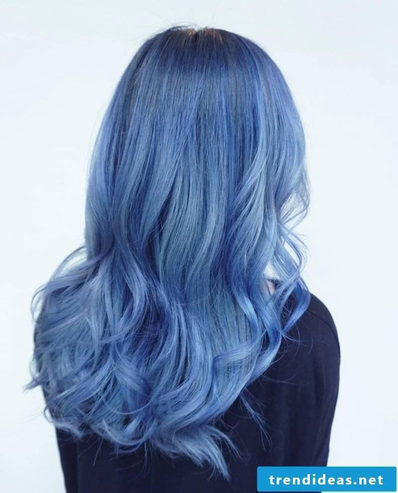 blue hair hair color blue trend hair color hair dye blue