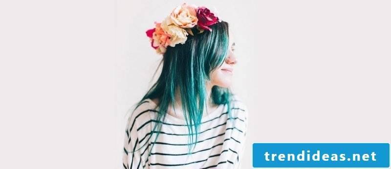 blue hair haircolors blue trend hair color