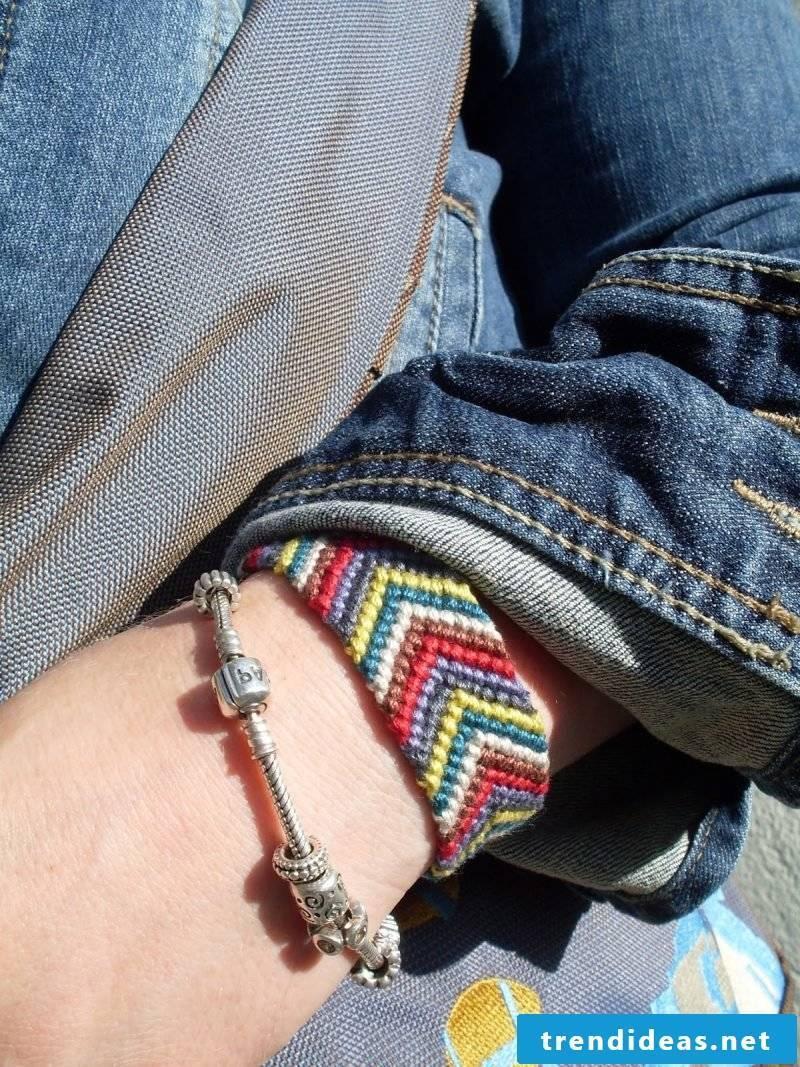 bracelets braiding unique