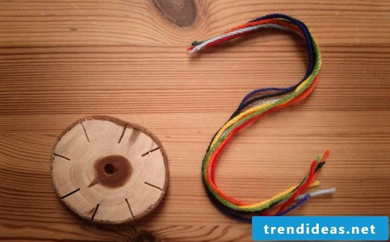 bracelets braiding creatively