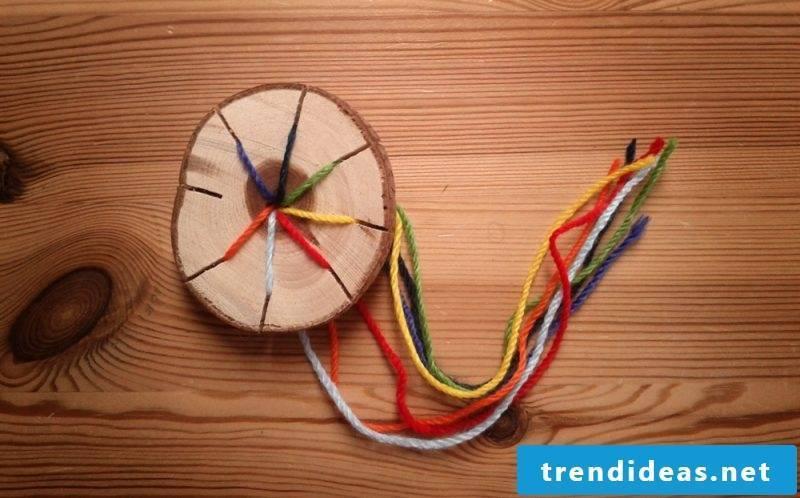 Bracelets braid failed