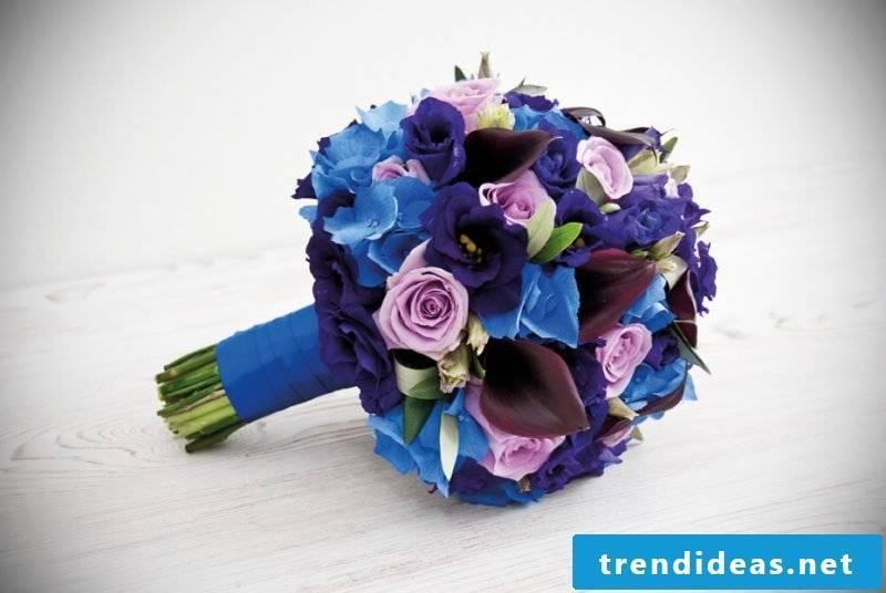 bouquets different