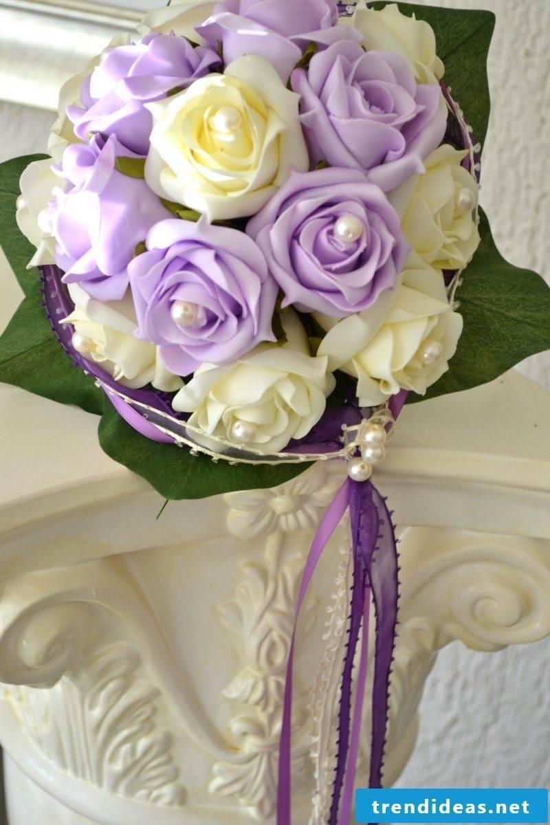 bridal bouquets discreetly