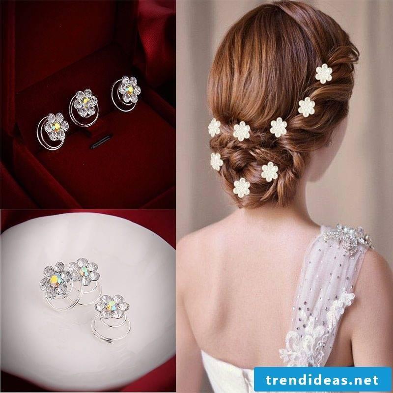bridal hair jewelry tenderly