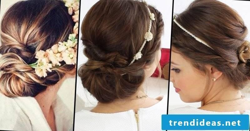 Updos wedding creative ideas for the bridesmaids