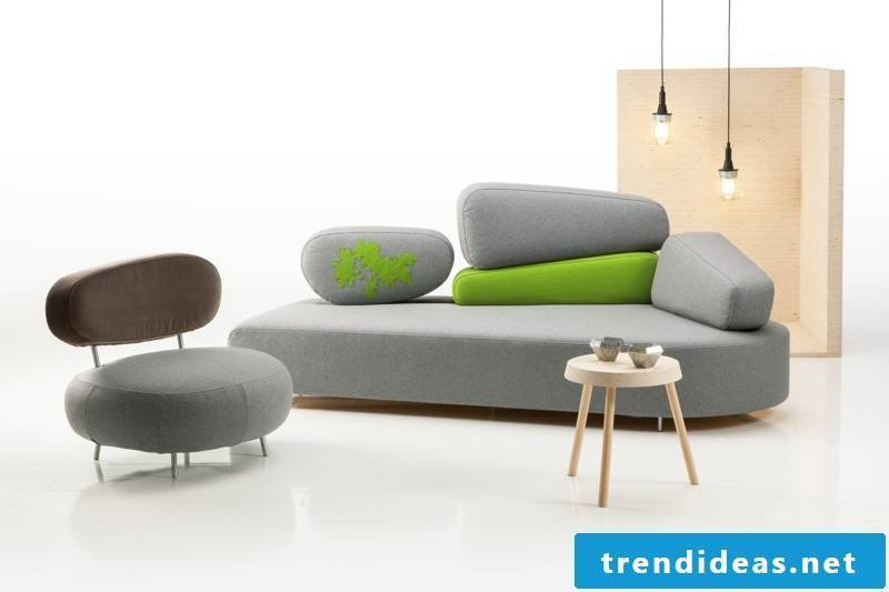 brühl sofas-model-moss pink-gray