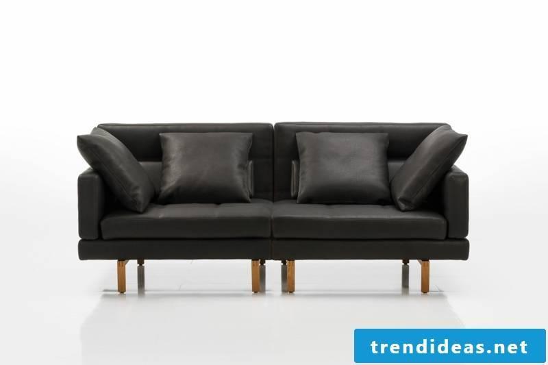 brühl sofas-model-amber-black