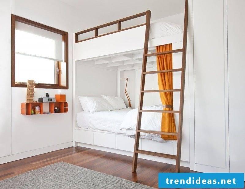 Bunk bed for children's room