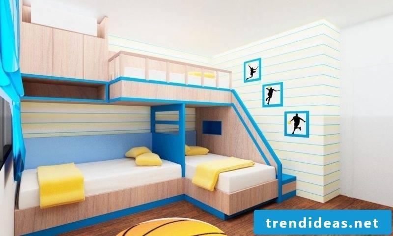 Loft bed build yourself bedstead 180x200