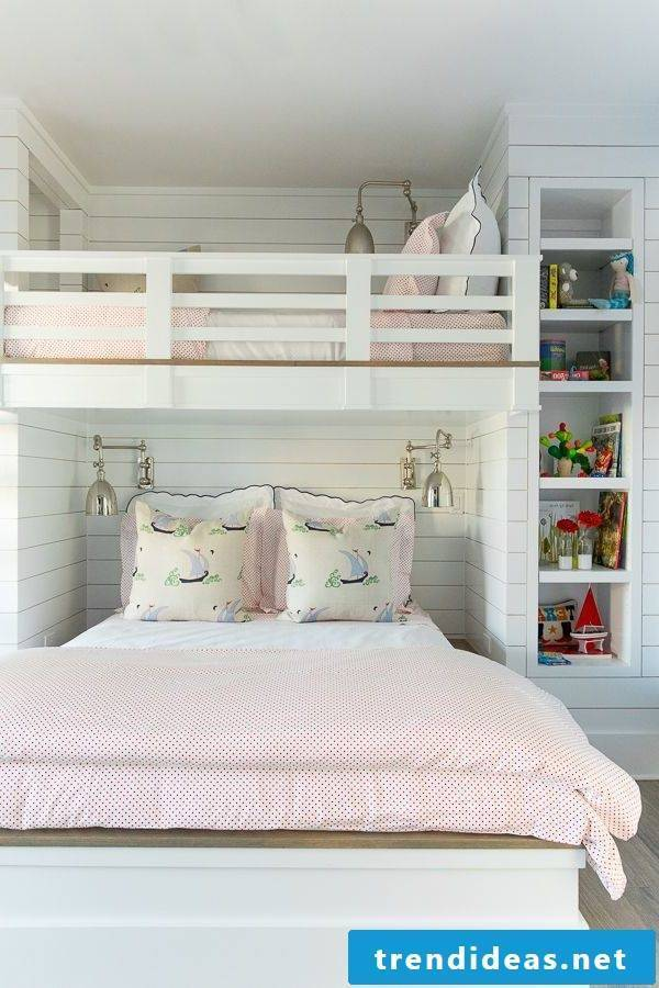 Build loft bed yourself