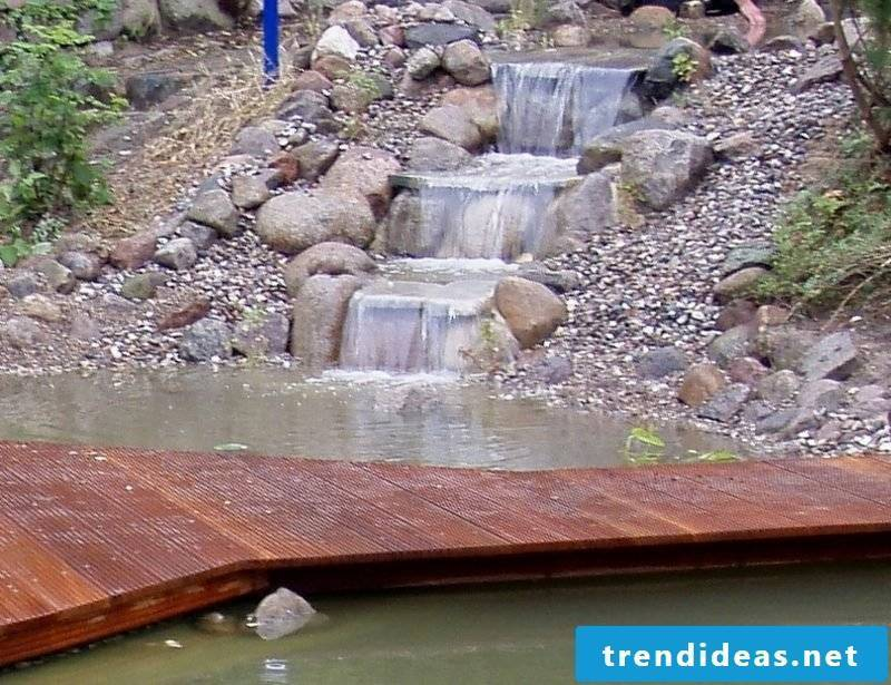 Build a stream yourself