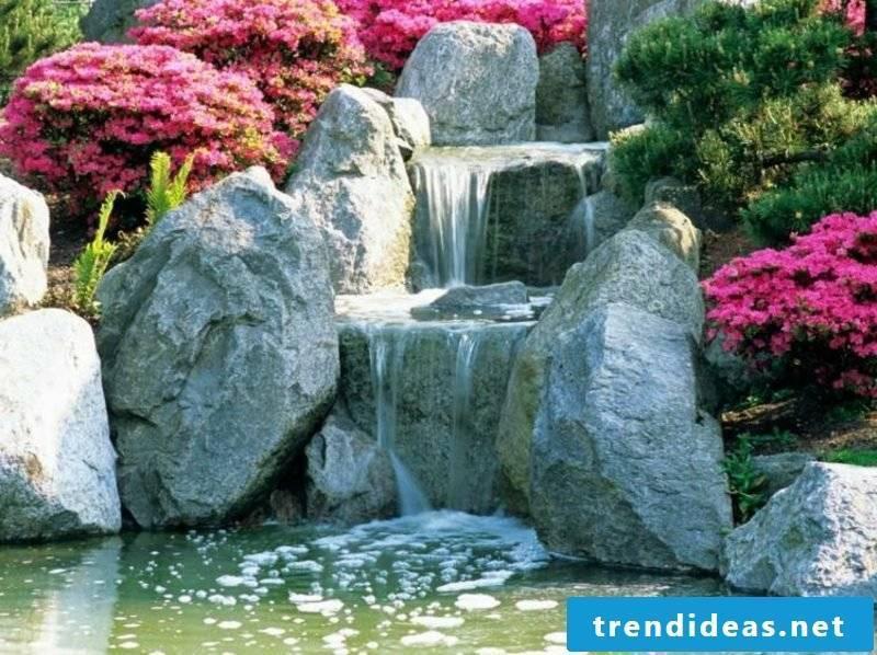 Creek Japanese style