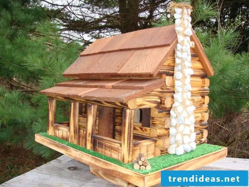 Build nesting box yourself!