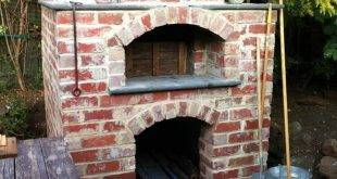Build pizza oven - instructions and photos