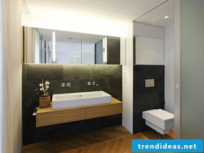 large vanity sink made of porcelain