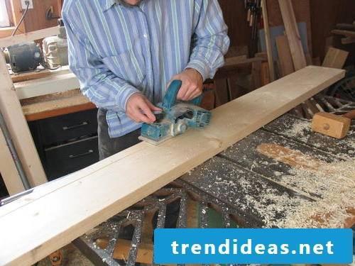 wooden bed self build instruction bedroom ideas
