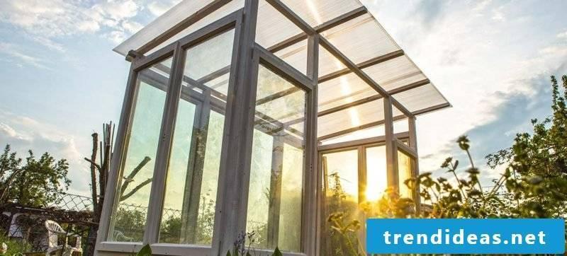 Greenhouse build creative DIY ideas yourself