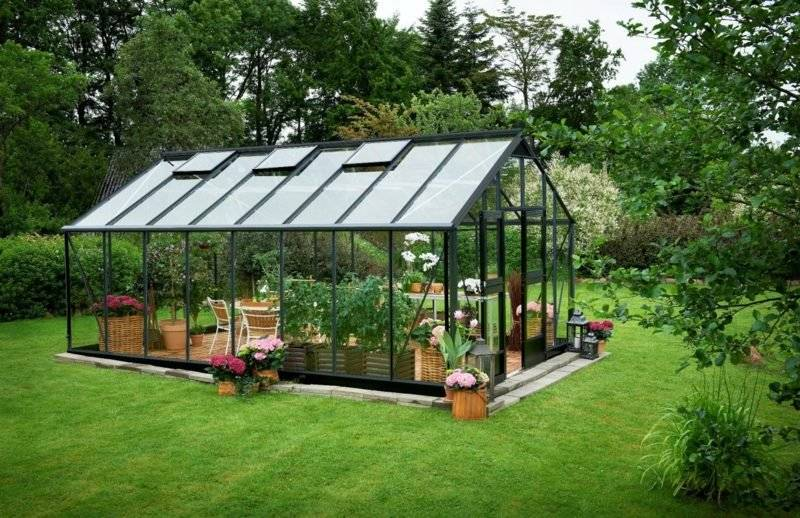 Greenhouse DIY instructions easy
