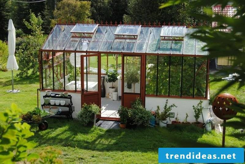 Greenhouse itself build tips and tricks
