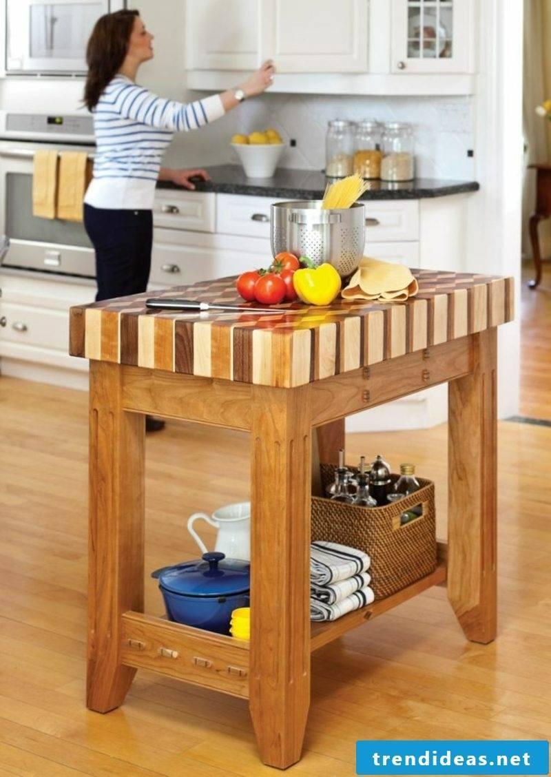Kitchen island original design